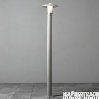 Konstmide 402-312 Heimdal Aluminium Post Light