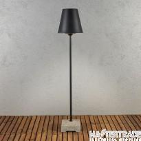 Konstmide 456-750EE Lucca Lounge Lantern Black
