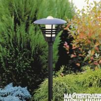 Konstmide 502-750 Gemini Post Light Matt Black
