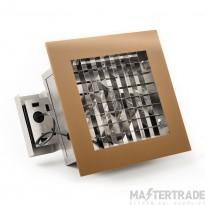 Konstmide 7092-900 Recess Light Copper