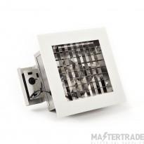 Konstmide 7098-200 Recess Light Matt White LED