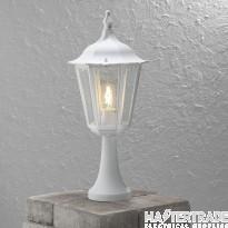 Konstmide 7214-250 Firenze Post Light Matt White