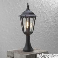 Konstmide 7214-750 Firenze Post Light Matt Black
