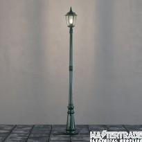 Konstmide 7233-600 Firenze Column Light Green