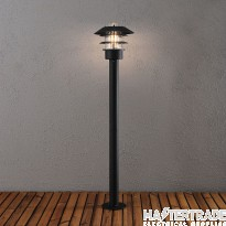 Konstmide 7311-750 Modena Post Light black