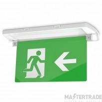 Kosnic ESGN01-PSLR LED Emergency Recessed Exit Blade Legend Left & Right