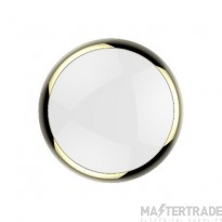 Kosnic LED Bulkhead IP65 Trim Brass colour
