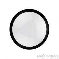 Kosnic LED Bulkhead IP65 Trim Black colour