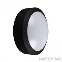 Kosnic Circular cast bulkhead plain option Black