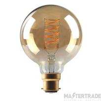 Kosnic KDFL05G100/B22-GLD-N22 LED B22 5W