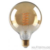 Kosnic KDFL05G125/E27-GLD-N22 LED E27 5W