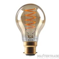 Kosnic KDFL05GLS/B22-GLD-N22 LED B22 5W