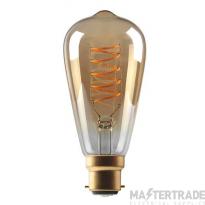 Kosnic KDFL05ST64/B22-GLD-N22 LED B22 5W