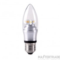 Kosnic LED 4w Candle Dimmable E27