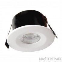 Kosnic KFDL07DIM-WHT-S30/40/50 Maca Fire Rated Downlight CCT Dimmable