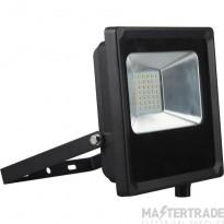 Kosnic 30w Flood Light- 120 degree- 6500K, Black