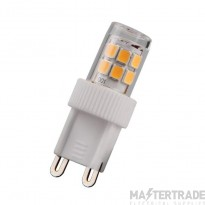 Kosnic 2.5w LED G9 Capsule Lamp 30000 hours 3000K