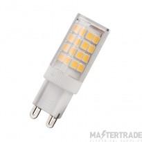 Kosnic 3.5w LED G9 Capsule 3000K