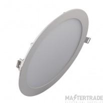 Kosnic Circular Panel  18w  8 inch  3000K