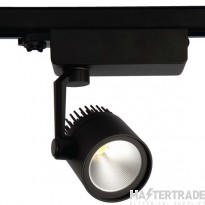 Escala Iii 30W 4000K Led Track Fitting Black