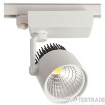 Escala Iii 50W 4000K Led Track Fitting White
