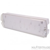 KSR Lighting KSR9830 Navara LED Emergency Exit Surface Bulkhead 5W 6000K