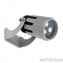 LEDS C4 Spotlight Powell 3 X Led 6W  Grey