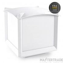 LEDS C4 Lantern Mark 1 X E27 Max 100W  White