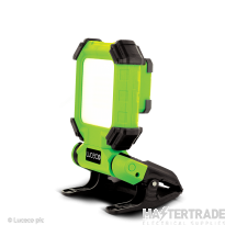 Luceco LED Rechargeable Worklight 15W Green LCWR13G60