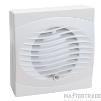 "Manrose NVF100H 4"" humidity extractor fan"