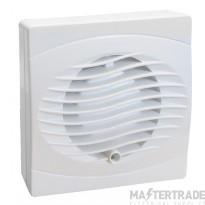 "Manrose NVF100HP 4"" humidity pull cord fan"