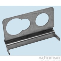 Marco MCFCP3 Flexible Conduit Plate Pre-Galvanised