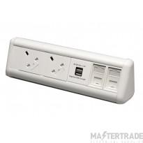Tass MAXID2/2SU Maxi Desk Top Power Unit