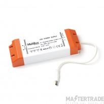 Maxilux PSU with DC lead output 40W 24v