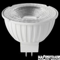 Megaman 144856 LED GU5.3 Lamp 6.5W 2800K