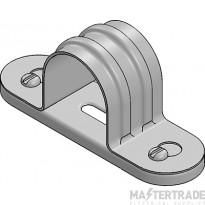 "MetPro SBS38G 1 1/2"" Spacer Bar Saddle - Galv"