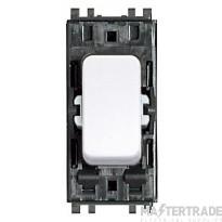 MK Weatherproof Switch Module Masterseal SP One Way 10A Black 56881BLK