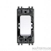 MK Masterseal Plus 1-Pole 2-Way Switch Module 20A Black 56892BLK