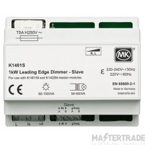 MK K1401S Dimmer Switch Leading Edge 1kW