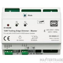 MK K1402M Dimmer Switch Trailing Edge