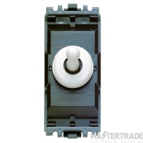 MK K14891WHI Grid Switch 1 Way SP 20A
