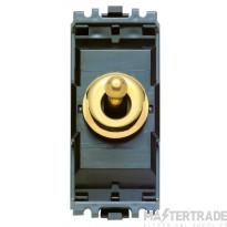 MK K14892PBR Grid Switch 2 Way SP 20A