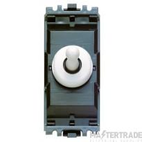 MK K14892WHI Grid Switch 2 Way SP 20A