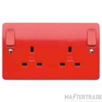 MK K2746CED1RED Socket 2G CleanD/EarthRR