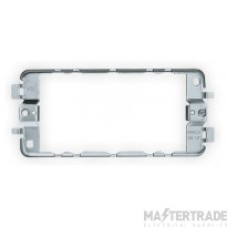 MK 3-Gang Surface Mount Grid Frame K3703