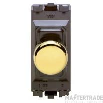 MK K4501PBRBLV Dimmer Switch 1Mod 220W