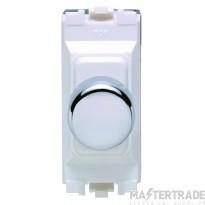 MK K4501POCWLV Dimmer Switch 1Mod 220W