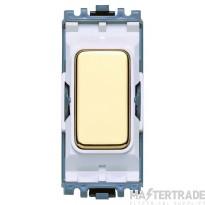 MK K4880PBRW Blank Insert 1 Module