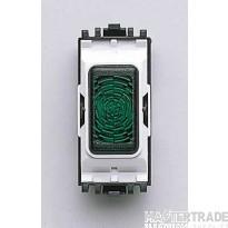 MK Aspect Fluorescent Filament Unit 200-250V Green K4889GRN
