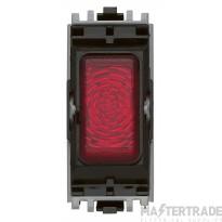 MK K4889REDB Neon Indicator 230V